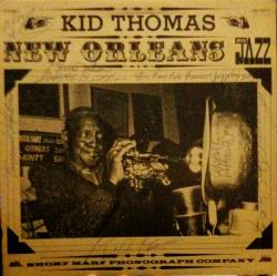 Kid Thomas - Living New Orleans Jazz 1973 - Smoky Mary Phonograph Company - 1973